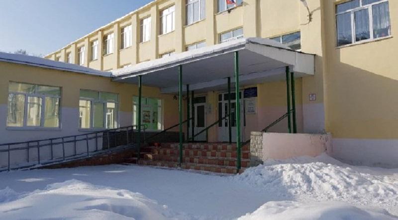 Школа №1 ОЦ ж. д. ст. Шентала