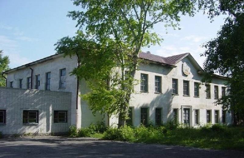 Школа поселка Светлодольск