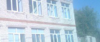 Школа села Каменка Семеново-Шарлинского филиала