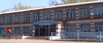 ООШ в селе Чёрновка