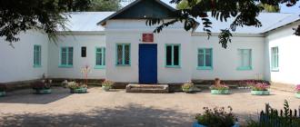 ООШ в селе Муханово