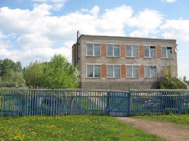 ООШ в селе Покровка