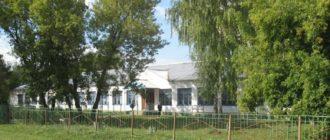 ООШ в селе Семёновка
