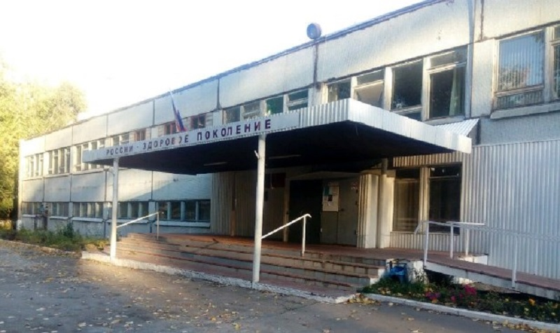 Школа №38 г. о. Самара