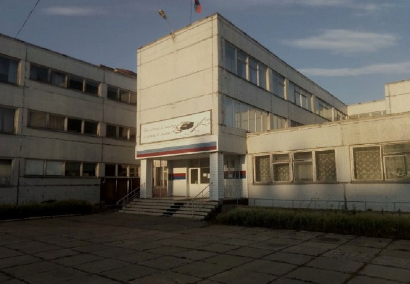 Школа №72 г. о. Тольятти