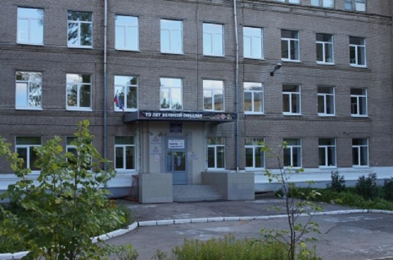 Школа №73 г. о. Самара