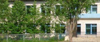 СОШ №3 в селе Приволжье