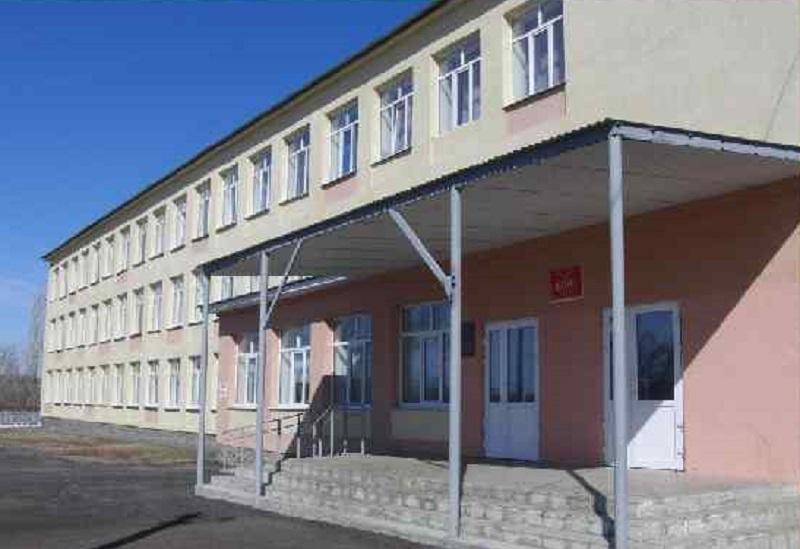 СОШ ОЦ им. С. Ф. Зинченко в поселке Глушицкий