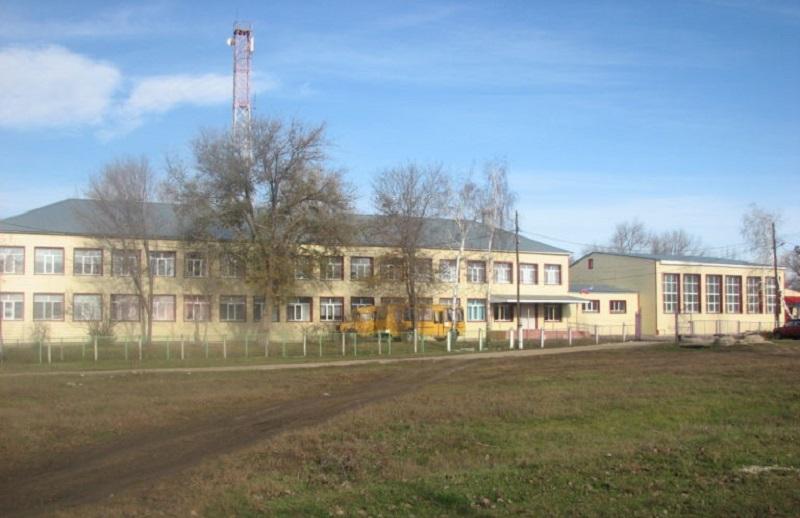 СОШ в поселке Ленинский